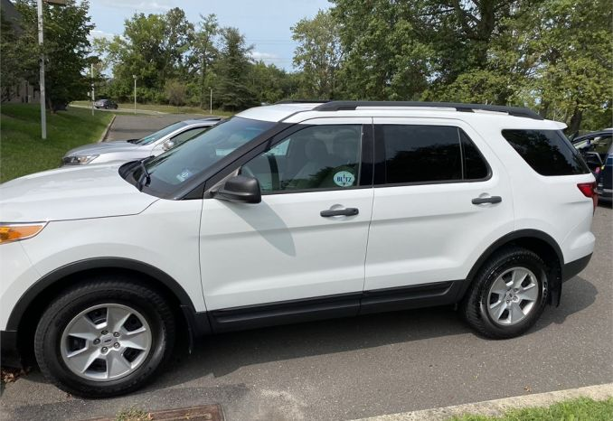 2014 Ford Explorer 4 WD