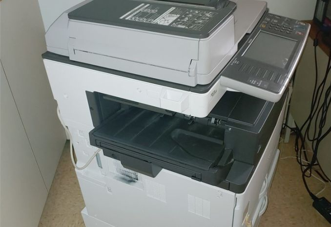 Ricoh MP2852 Copy Machine