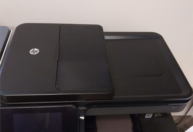 HP Photosmart 7520 and HP Officejet Pro 8610 and HP950XL ink