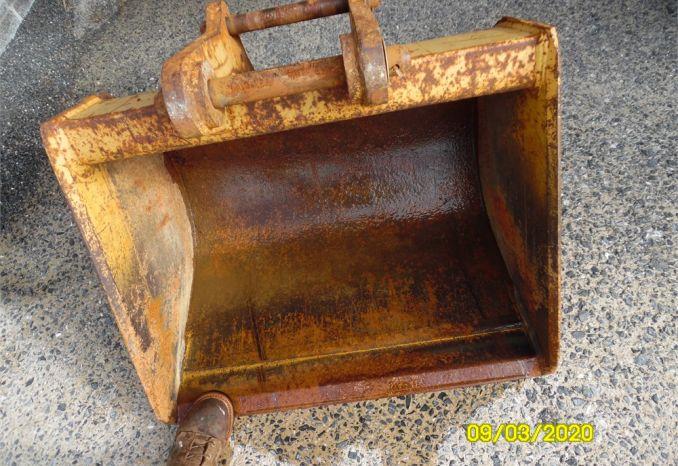 3 ft Smooth Backhoe Bucket for John Deere 310