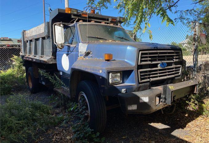 F700 Dump truck
