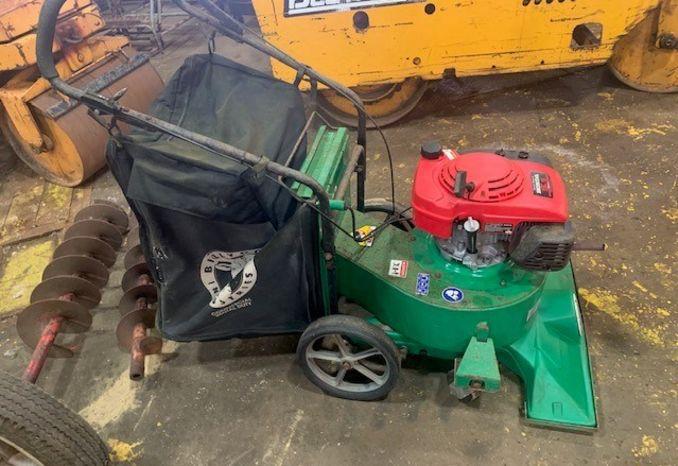 Billy Goat Gas Industrial Yard Vacuum