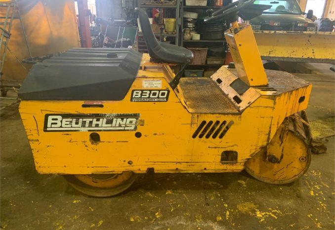 2002 Beuthling Roller B300V