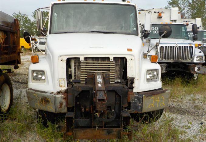 2000 FREIGHTLINER FL80 CREW CAB DUMP TRK / LOT242-015039-NR