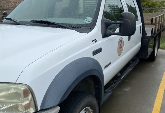 2007 Ford F-450 SD (1755)