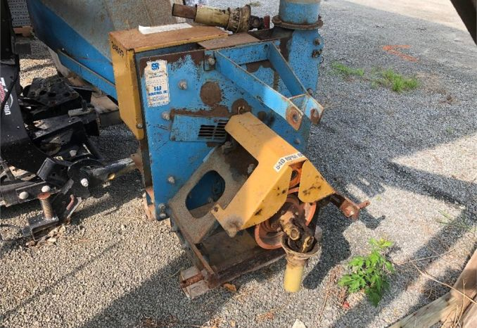 S & R Pro Chip Wood and Brush Chipper-3 Pt Hitch
