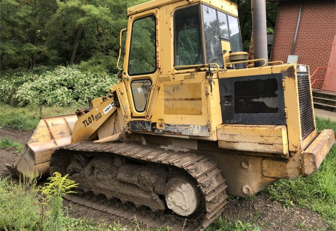 2013 Caterpillar 953 dozer