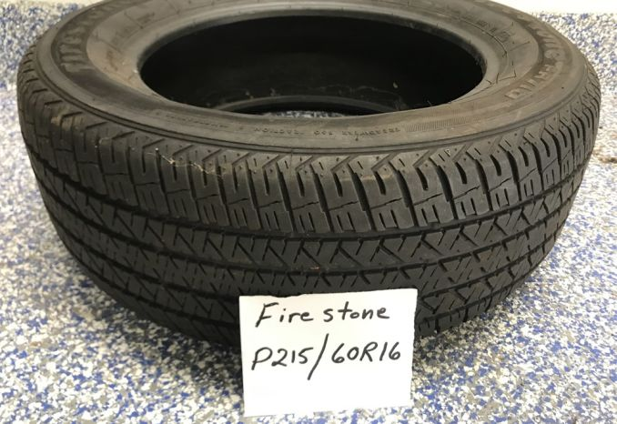 Firestone tire