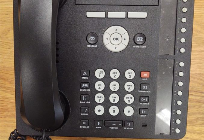 19 Avaya Phones lot