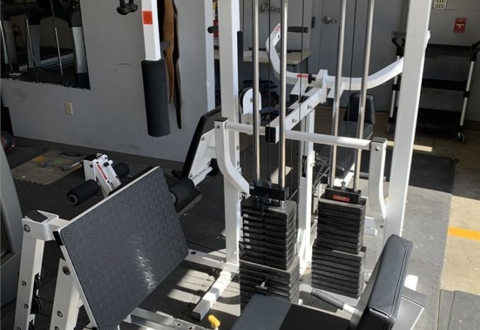 Paramount Universal Gym