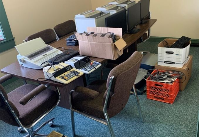 Miscellaneous Computer Components Lot