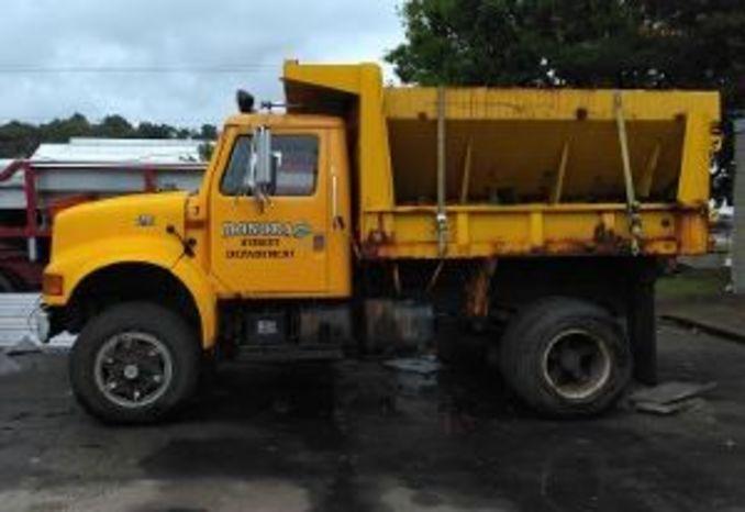 1993 International Dump Truck