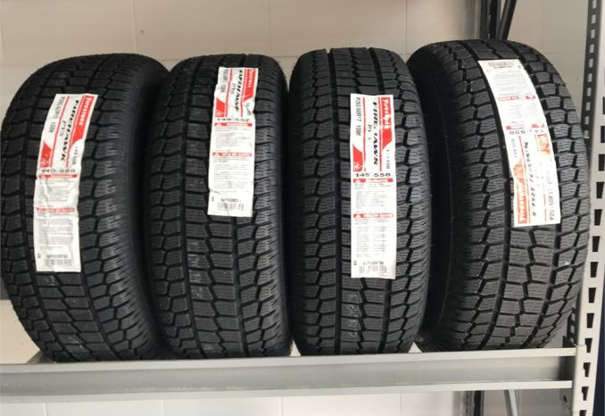 Firestone Tires (4)