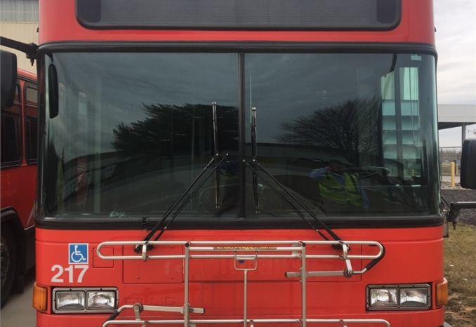 2001 Gillig Low Floor Metropolitan Transit Bus