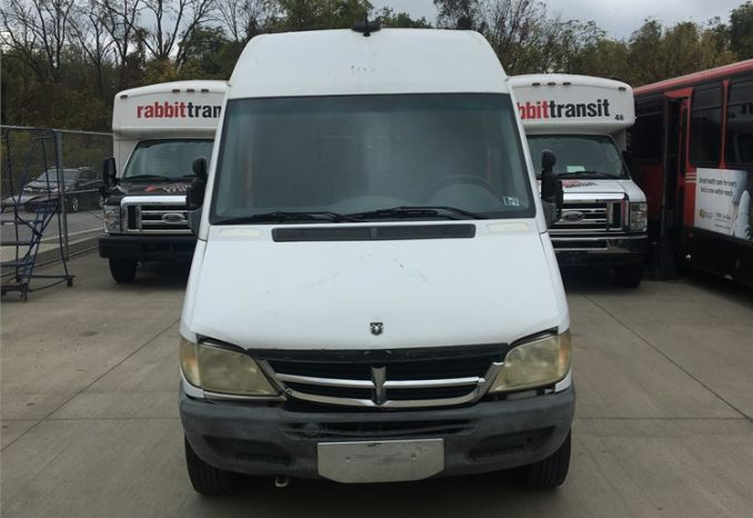 2005 Dodge Sprinter Van/Wagon