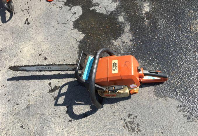 "STIHL 029 20"" chainsaw"