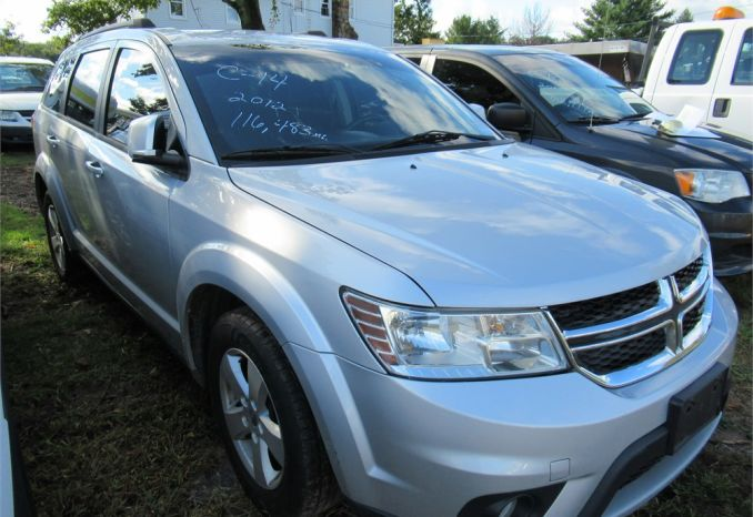 2012 Dodge Journey FWD