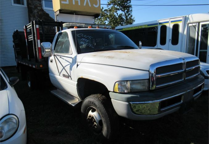 1998 Dodge Ram 4x4 Rack Body