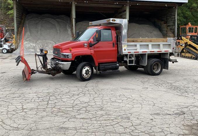 2006 GMC C5500 4x4 Duramax Dump Truck