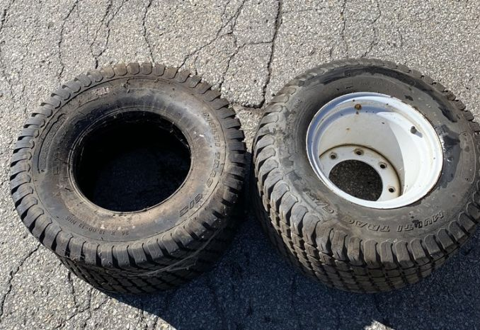 Mower Tires (Lot 1 of 3)