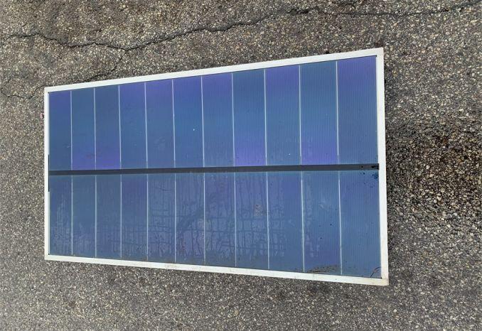 Solar Panel- Uni-Solar