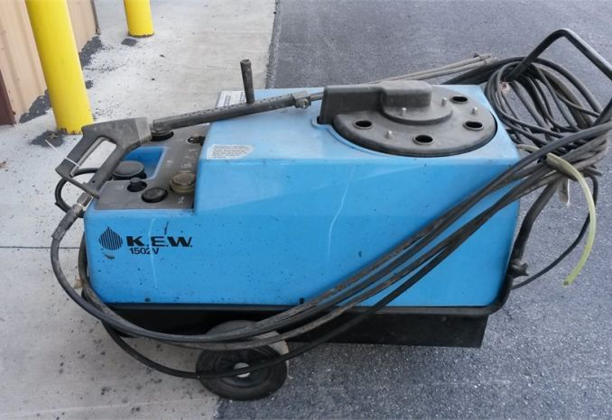 K.E.W. Model 1502V Hot Water Pressure Washer