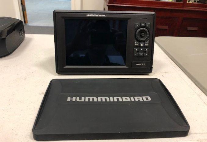 Humminbird Sonar/Chartplotter