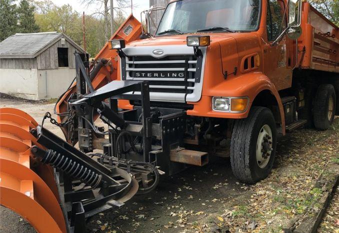 2008 Sterling Plow Truck.