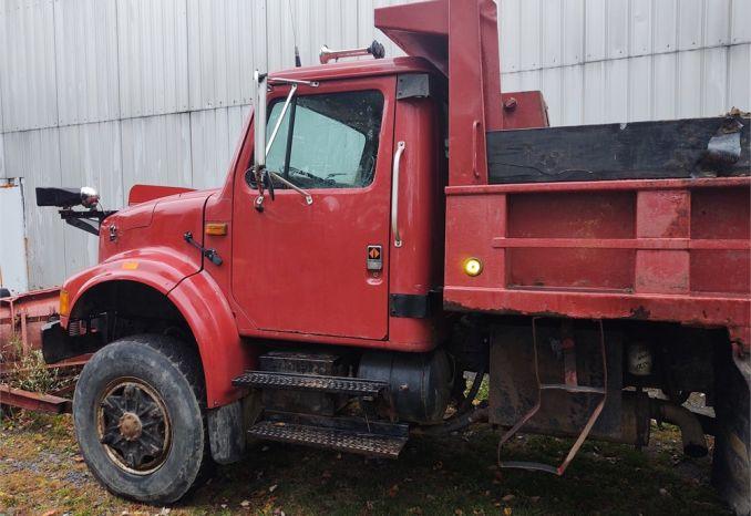 1991 International Dump Truck