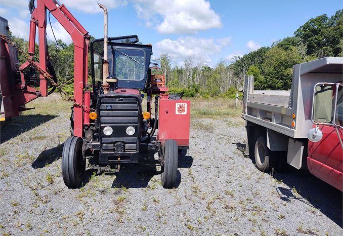 1993 Massey Ferguson 283 Tractor