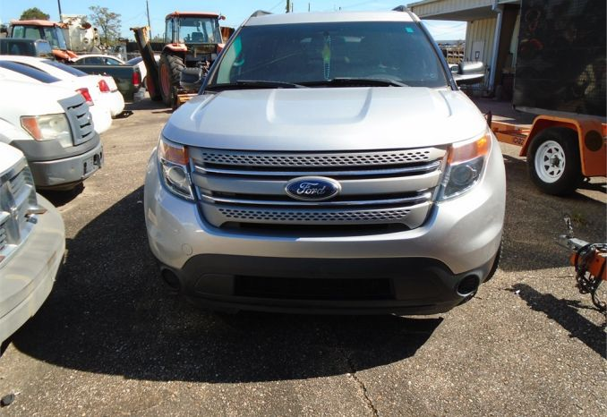 2013 Ford Explorer, Runs