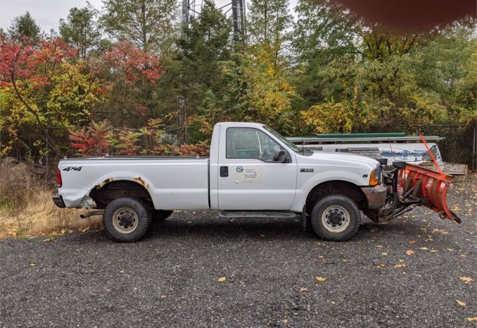 2001 Ford F250 SD