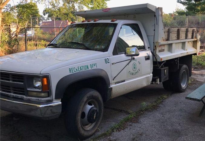 1998 Chevrolet Dump Truck