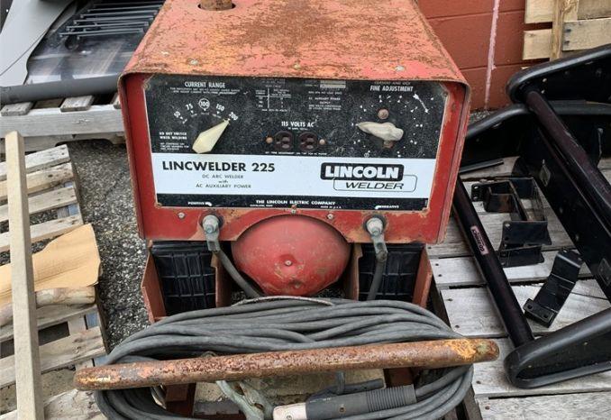 Lincoln welder