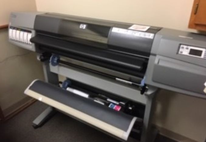 HP DesignJet 5500 Plotter