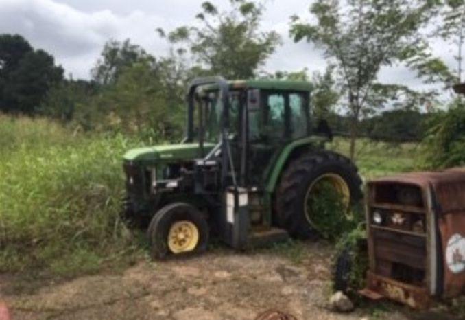 2002 John Deere Tractor