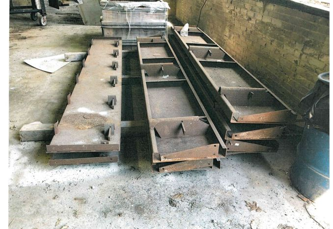 Steel Concrete Forms