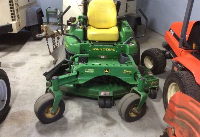 John Deere Mowers - three mowers to be sold as one lot