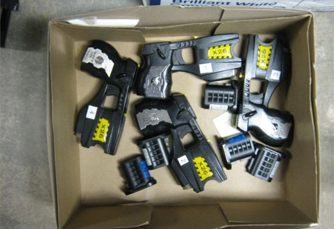 Tasers X26 - Will ONLY sell to PD's