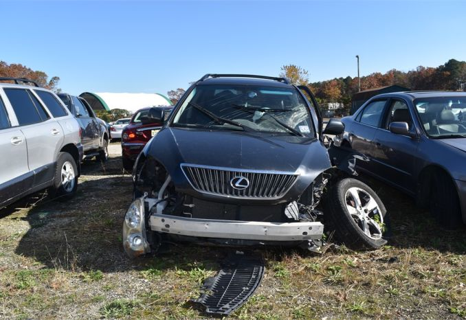 2004 Lexus RX 300 (Crash Damaged Vehicle)