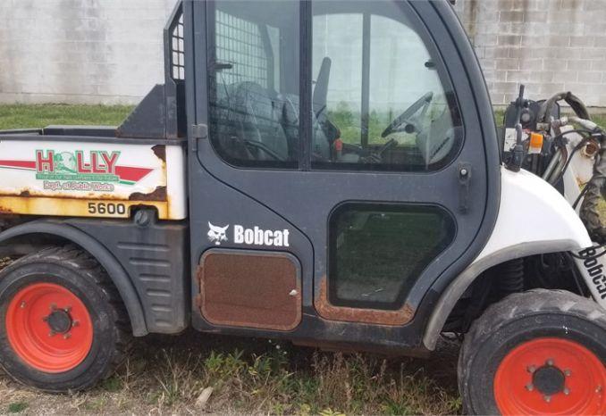 2005 5600 Toolcat