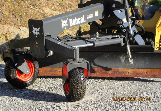 Bobcat Grader Attatchment for Skidsteer