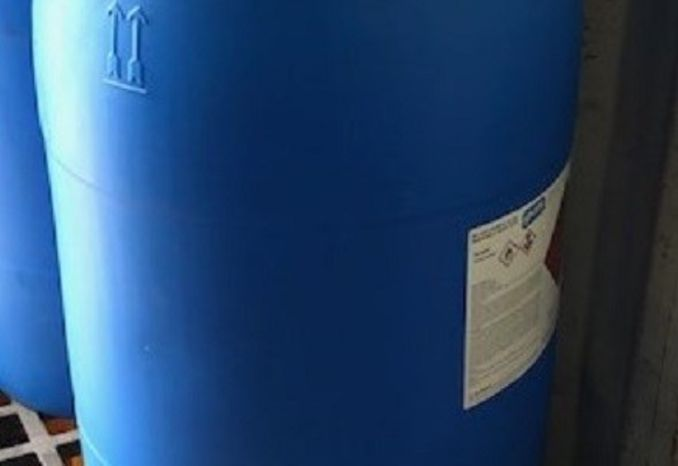 Plastic 55 Gallon Drum