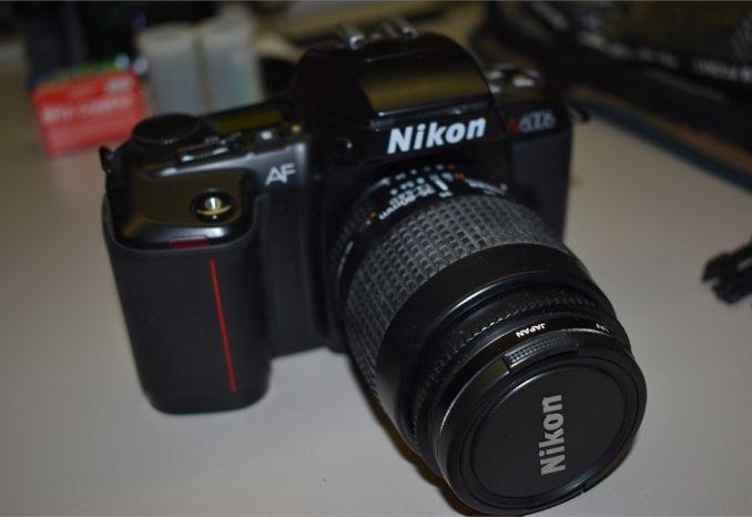 Nikon 6006  - 35 mm SLR film camera