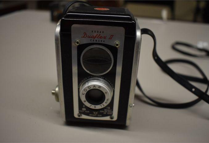 Kodak Duaflex II - vintage camera