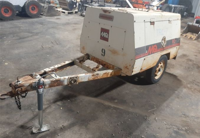 Multiquip Tow Behind Air Compressor
