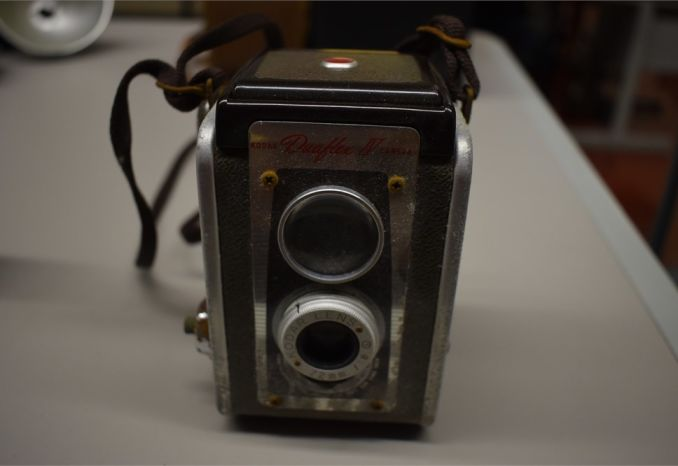 Kodak Duaflex - vintage camera