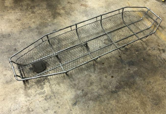 Metal Stokes Basket