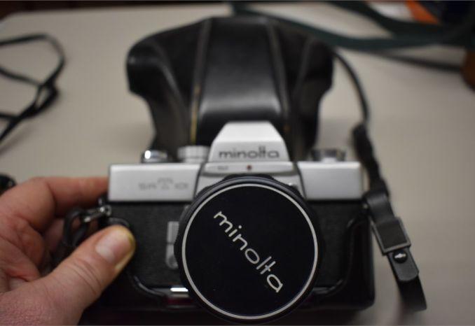 Minolta -SLR 35 MM Film