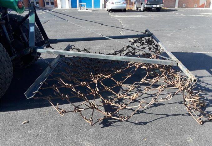 Chain rake